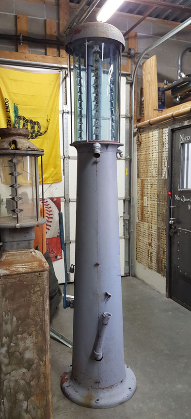 Wayne 615 Visible Gas Pump For Sale - Primarily Petroliana Shop Talk