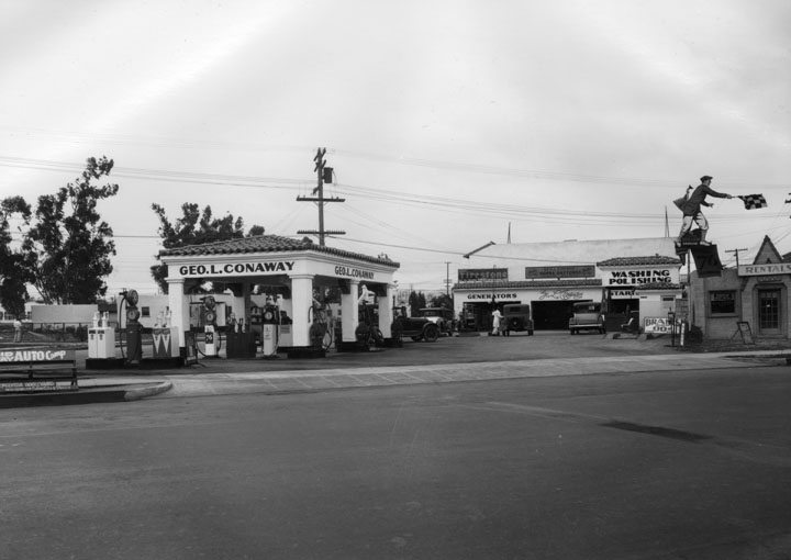 Attached picture GeorgeLConawayservicestation1932.jpg