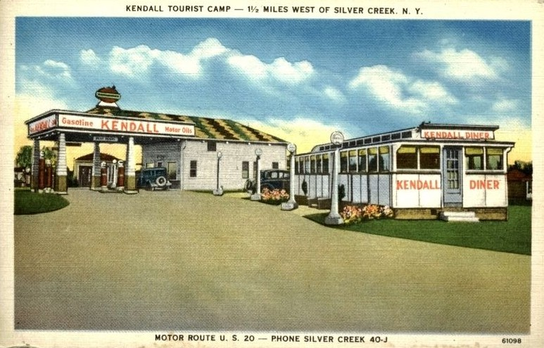 Attached picture Silver Creek NY, Kendall Tourist Campa.jpg
