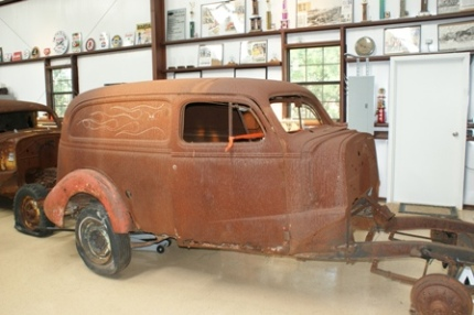 1937 Chevrolet Sedan Delivery Primarily Petroliana Shop Talk
