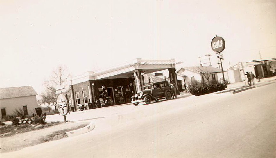 Attached picture Old Gulf Station.jpg