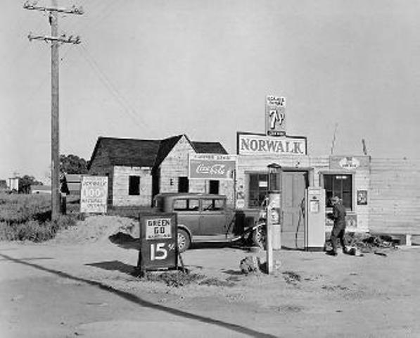 Attached picture lange_gas_station.jpg