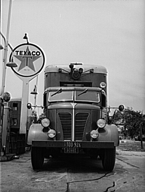 Attached picture TruckstopDC1940.jpg