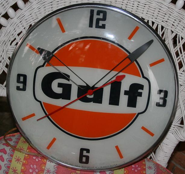 Attached picture Gulf Clock.JPG