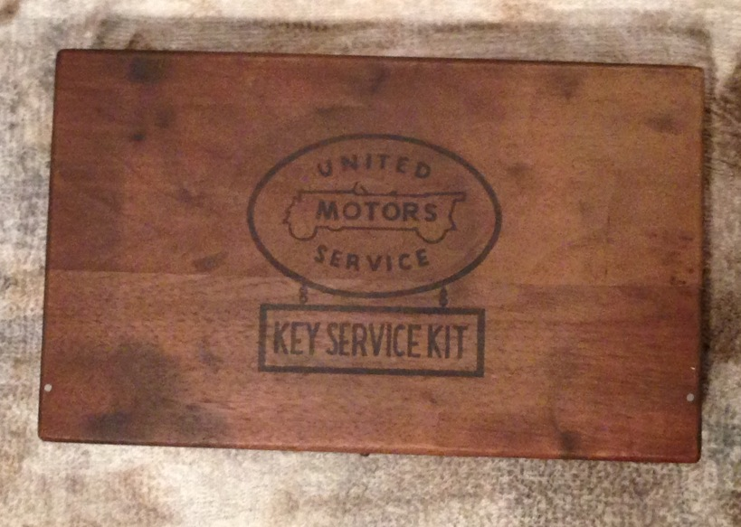 Attached picture United Motors Key Box.jpg