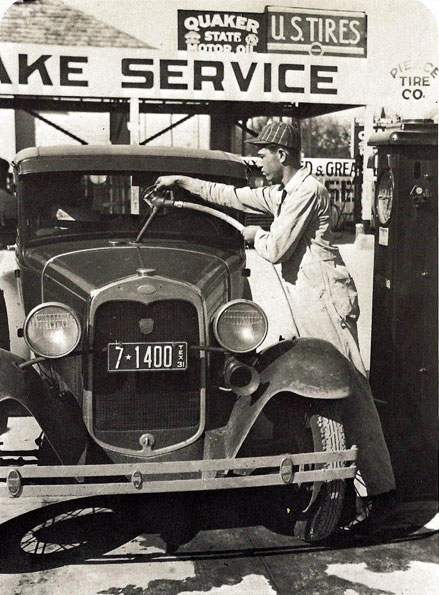 Attached picture 30 Model A taken in 1931.jpg
