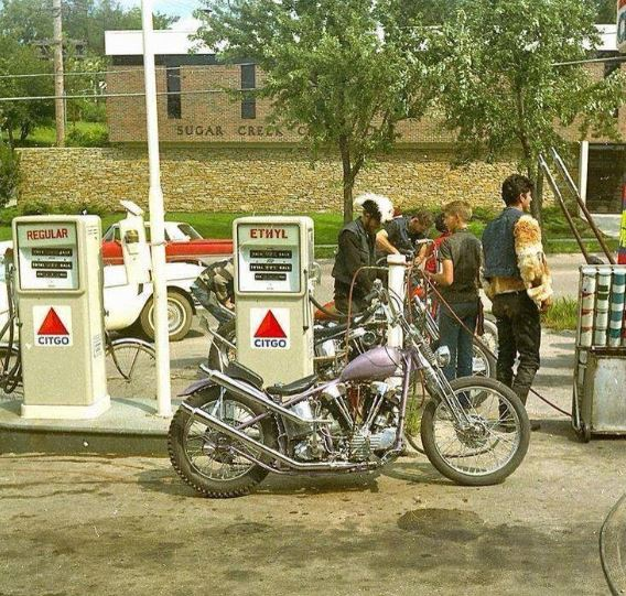 Attached picture bikegas.jpg