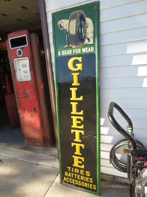Gillette Vertical sign 18 by 72.JPG