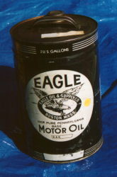 Eagle Oil, Boston