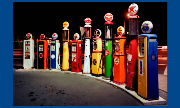 Gas Station For Sale Near Me >> Old Gas Station Collectibles, Primarily Petroliana, A Collector's Community