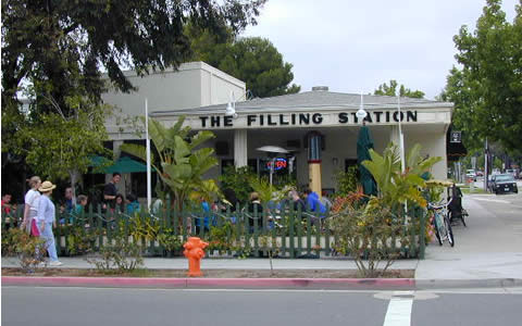 The Filling Station - Restaurant - 201 N Glassell St, Orange, CA, United States