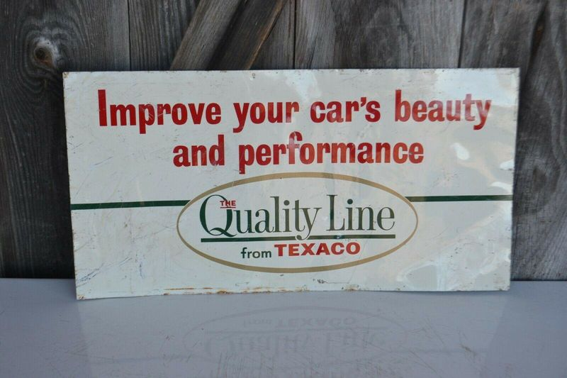 Texaco Quality Line Sign 2.jpg
