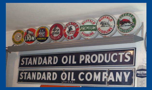 Old gas station collectibles primarily petroliana a collector s - Old Gas Primarily Petroliana Autos Post
