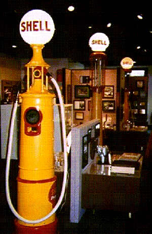 Shell History Museum, Wood River Refinery
